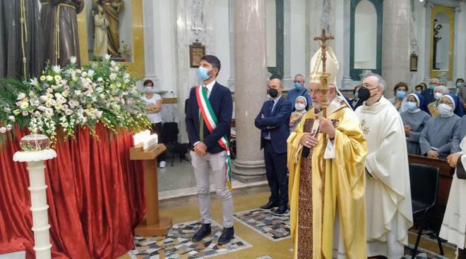 celebrazioni san francesco Campobasso vescovo Bregantini