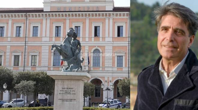Antonio Venditti consiglio comunale Campobasso