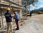 cantiere edile sequestrato carabinieri