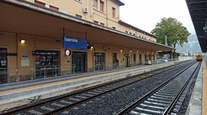 ferrovia stazione isernia tratta roccaravindola