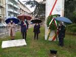 corona di alloro vittime lavoro monumento ai caduti
