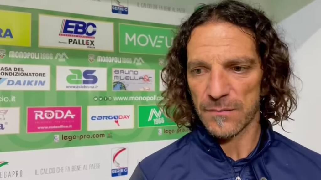 Mirko Cudini mister Campobasso