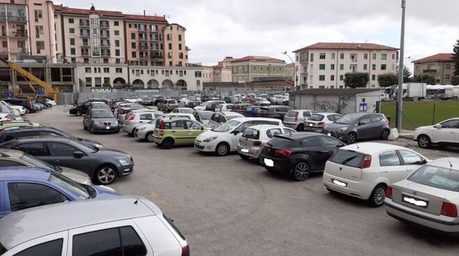 Parcheggi ex Romagnoli
