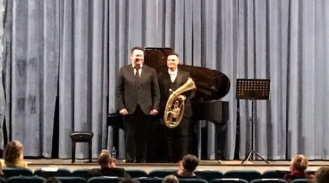 trombone romantico termoli musica concerto