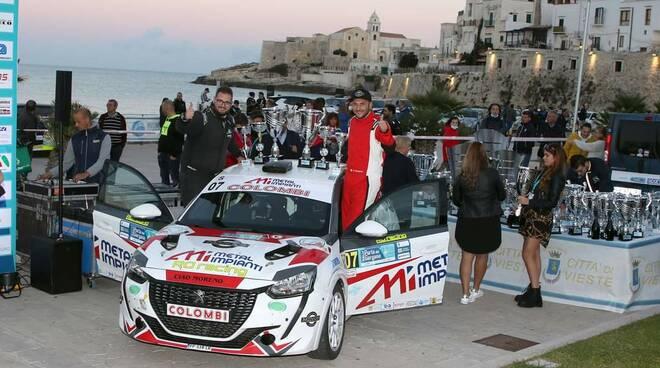 Di Iuorio e Marino Rally