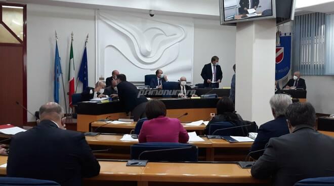 Consiglio regionale 25 ottobre 2021