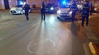 Pedone investito via XXIV maggio Vigili polizia municipale Campobasso