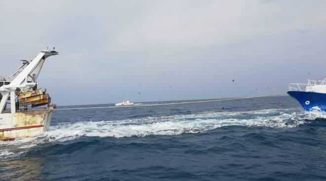 imbarcazione soccorso capitaneria nonno rocco
