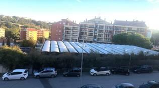 Piscina comunale termoli parcheggio