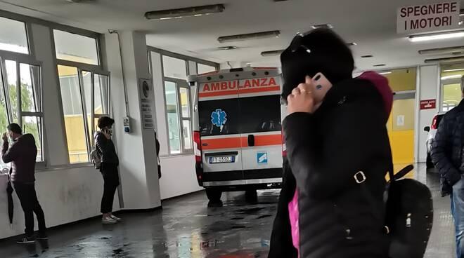 Pronto soccorso ambulanze pazienti San Timoteo