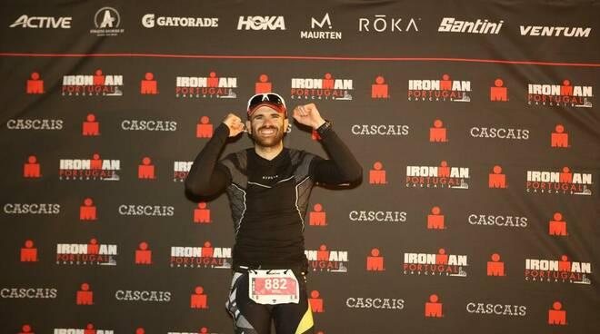 vito ironman portugal triathlon estremo