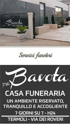Casa funeraria Bavota